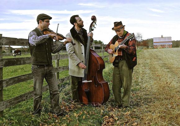 The Russet Trio